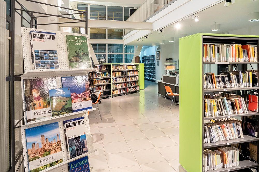 Biblioteca comunale di Porretta