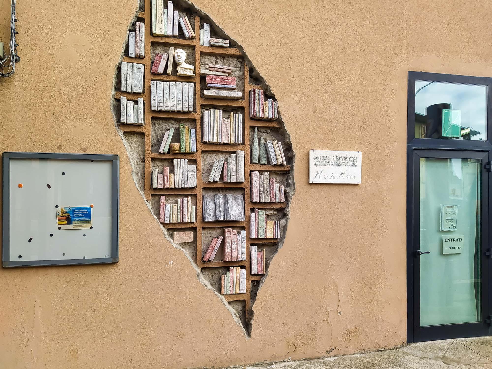 Biblioteca comunale di Monzuno