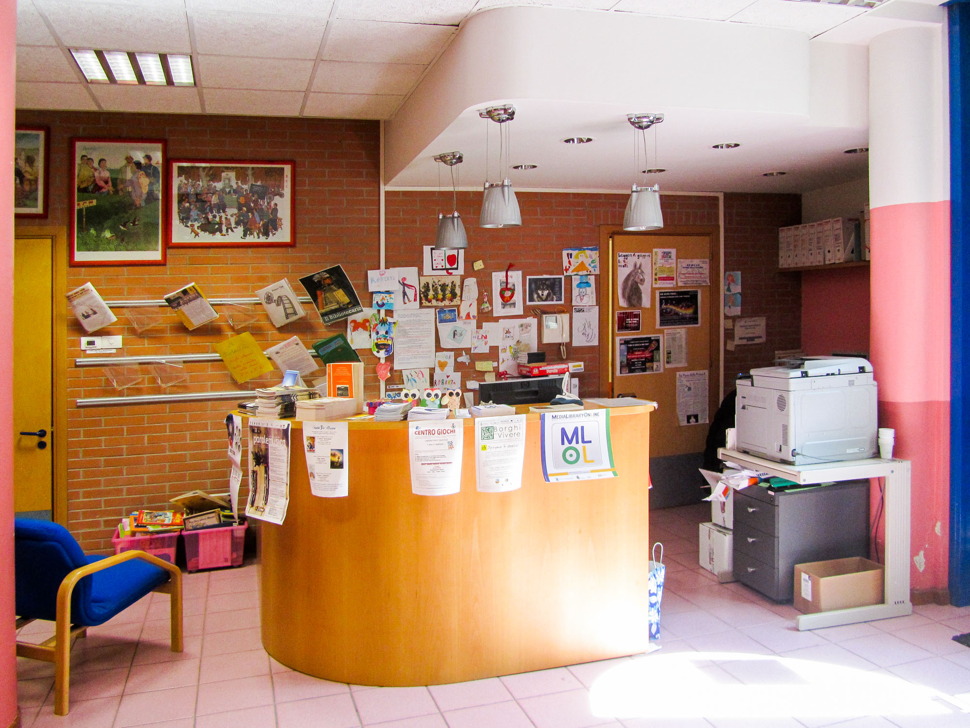 Biblioteca comunale di Vado