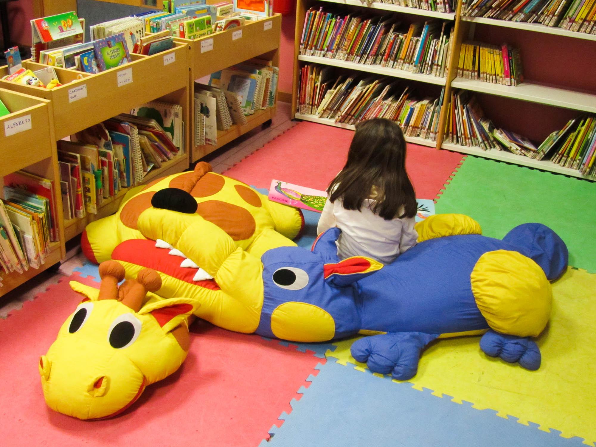 Biblioteca di Vado - sala bambini